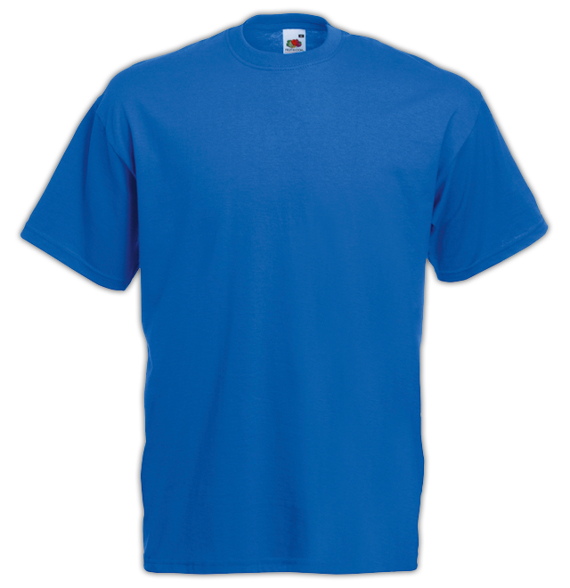shirt-royalblau